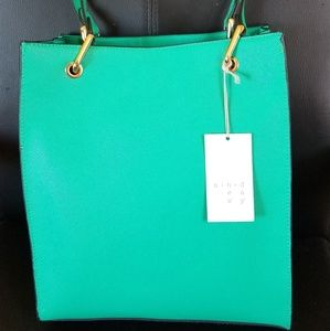 Turquoise Shoulder Bag